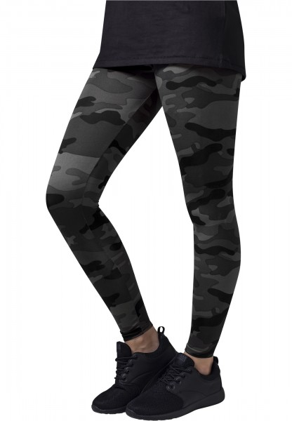 Camo Leggings TB1331 Camo
