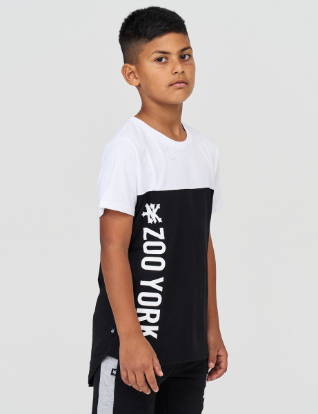 Zoo York ZSK90513 Kids Vert T-shirt Anthracite