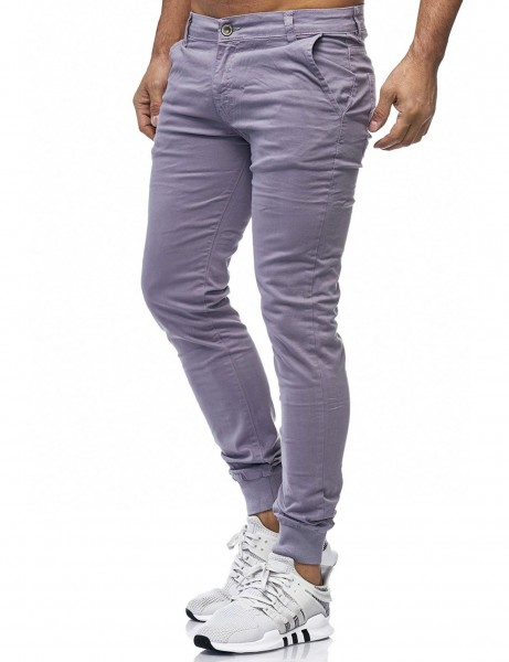Behype RJ-3011 Chino Purple Grey