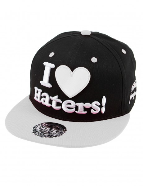 State Property I Love Haters Cap Black White
