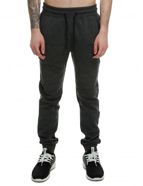 Southpole Jogger 16321-1580 Heather Charcoal Grey