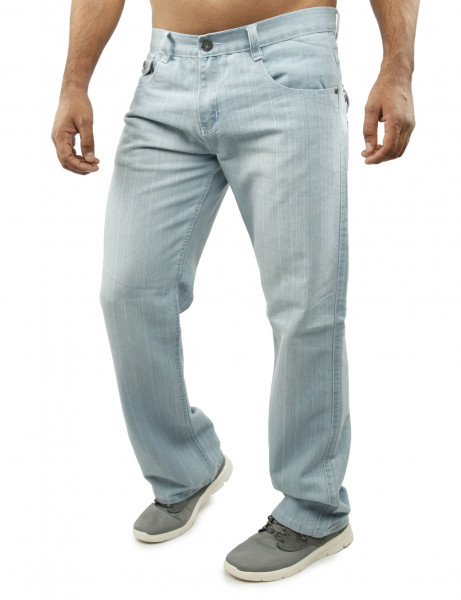 State Property Baggy Fit Jeans 3769_Light Wash