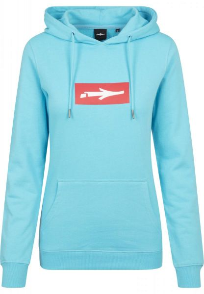 Illmatic Ladies Inbox Hoody IL010-00217 Turquoise