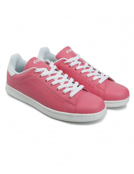 Cultz Shoes 851127-7W Pink White
