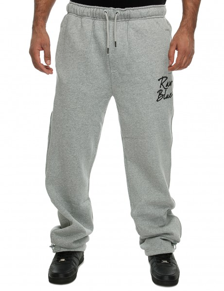 Raw Blue Premium Herren Hosen Jogginghose RB6-FP701_H.Grey Trainingshose Jogger