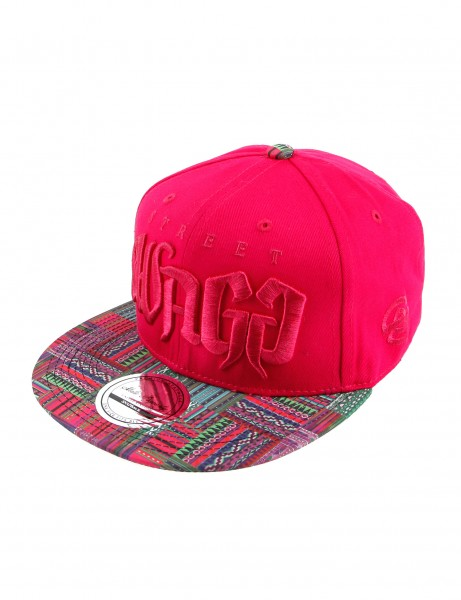 State Property Herren Caps Street Swagg_Pink/Pink/Pink Kappe Mütze Basecap