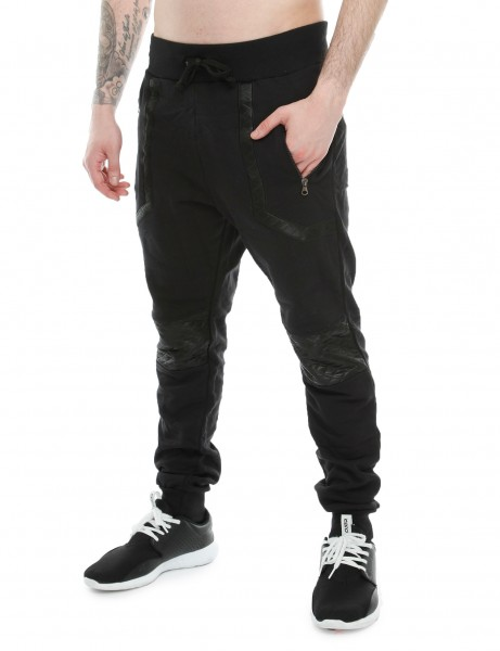 Violento Sweatpant 607 Black