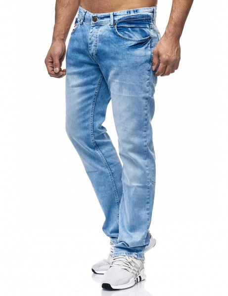 KC-1981 Mens Jeans 3140 Light Indigo
