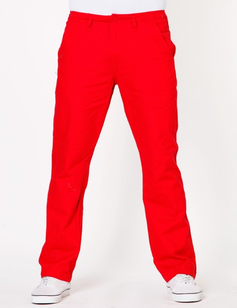 Raw Blue Basic Herren Hosen Chino J-9201 red Hose NEU Neuware neu o´dog pant