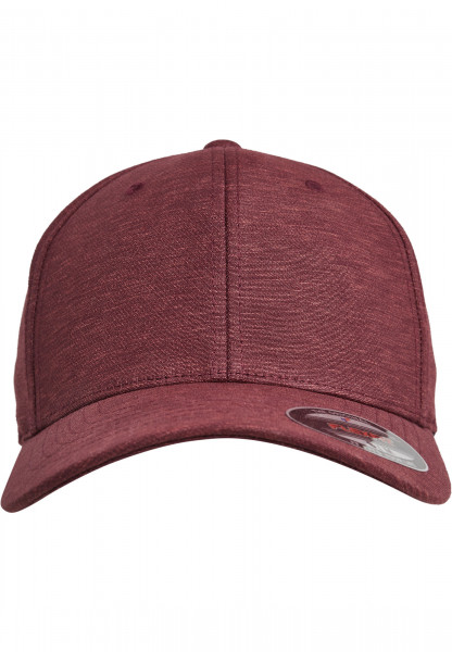 MENS Basic Flexfit Natural Melange burgundy 6277M-20606