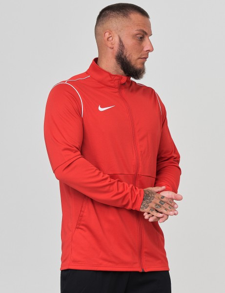Nike Dry Park 20 Knit Track Jacket Red