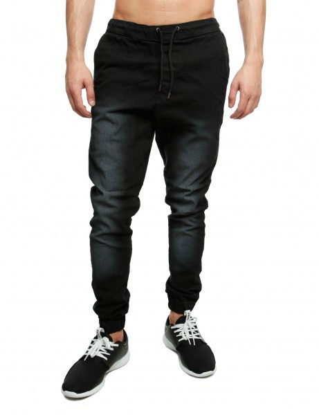 Imperious Twill Jogger Chino TP03 Black