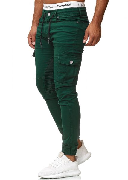 Redox Mens Jeans 3207C Green Green