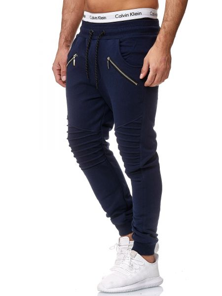 Redox Mens Sweatpants 1315C Navy Navy