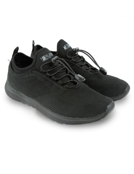 Top Street Sneakers Henleys Project Trainers Miko Black