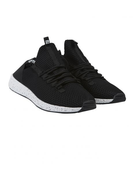 Lifted Tory Light Weight Trainers Black