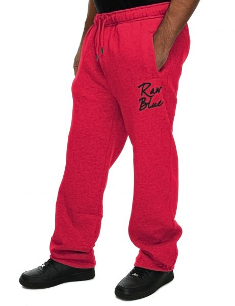 Raw Blue Sweatpant RB6-FP701 Red