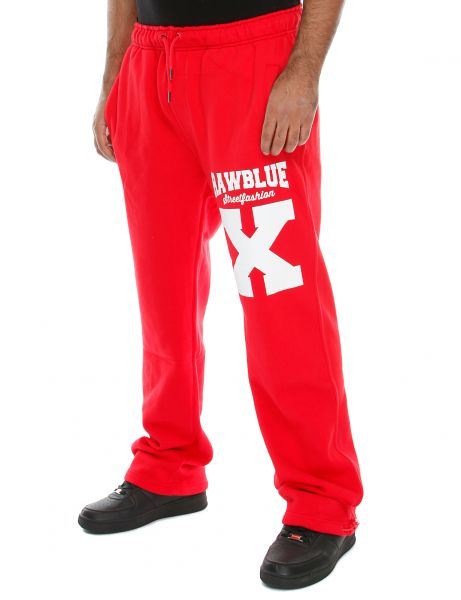 Raw Blue Sweatpant RB6-SPP-003 Red