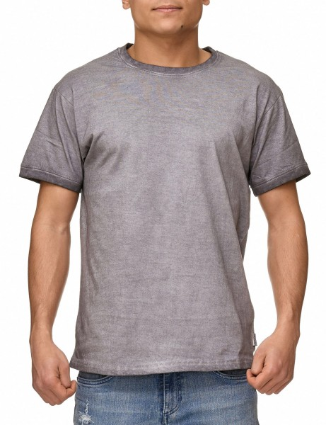 Soul Star MT-Blanch T-Shirt Grey