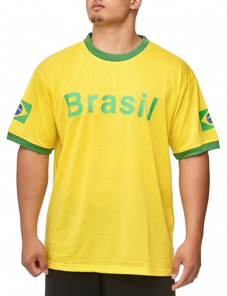 Secolo Fashion Brasil T-Shirt Yellow Green