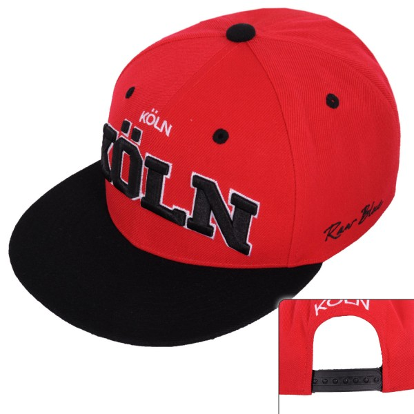 RB Kln Snapback Red