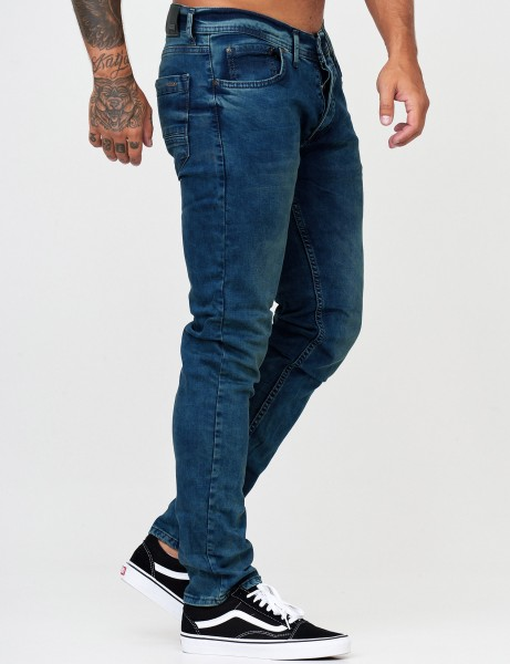 No Name Mens Jean Denny's 1165 Dark Blue