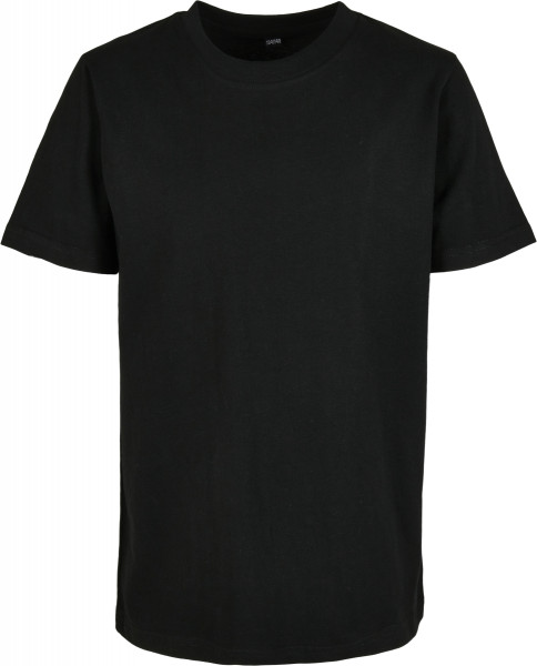 BOYS Basic Kids Basic Tee 2.0 black BY158-20007