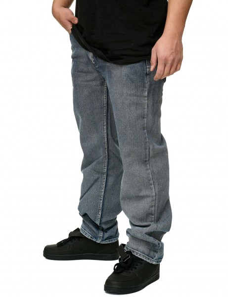 Townz Loose Fit Jeans TZ608D Washed Grey