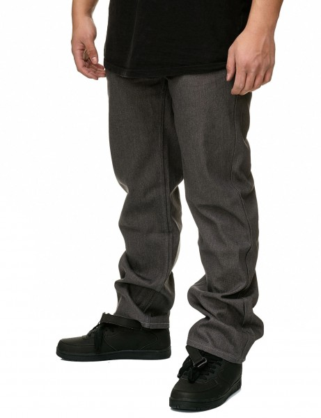 Townz Loose Fit Jeans TZ606D Raw Grey