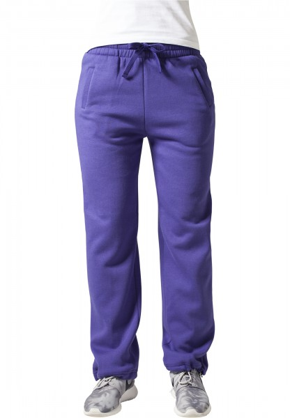 Urban Ladies Herren Hosen Loose-Fit Sweatpants purple Trainingshose NEU Neuware