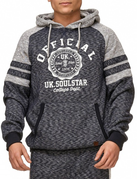 Soul Star MSW-Illusion Hoody Navy