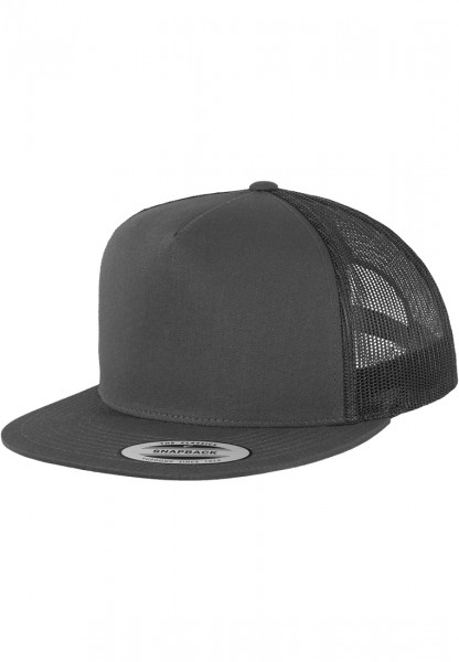 MENS Basic Classic Trucker charcoal 6006-20091