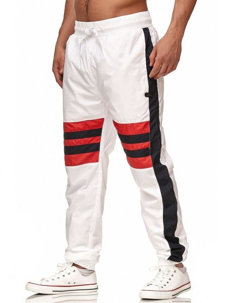 Soul Star MPXTE07 Sweatpant White