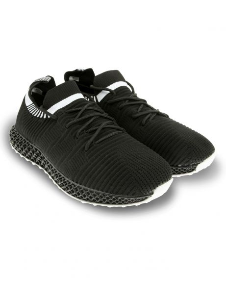 Escobar Neiva 7788 Sneaker Black White
