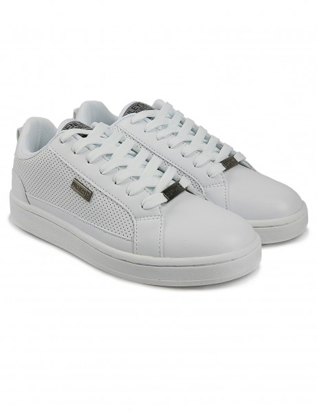Henleys Project Drexel Cupsole White