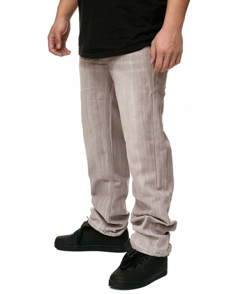 YLD Loose Fit Jeans YLD407D Ice Grey