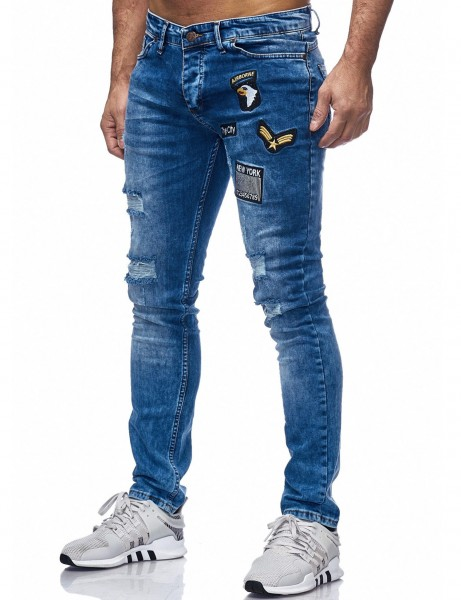 Blue Game Jeans 3197 Blue