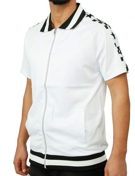 Imperious Youngster Track Jacket JK810 White