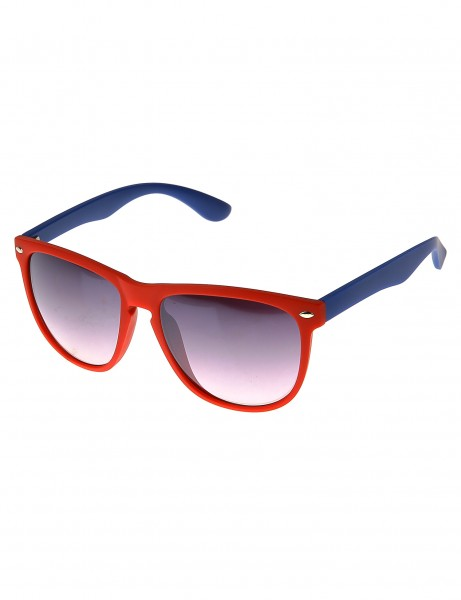 Sunglasses 023760SD Blue Red