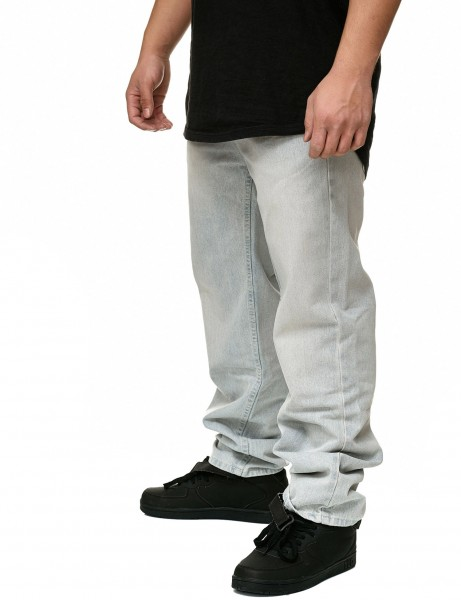 Raw Blue Classics Loose Fit Jeans RB210D White Indigo