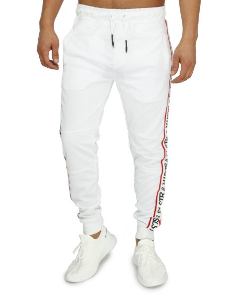Soul Star MP-Bary Sweatpants White
