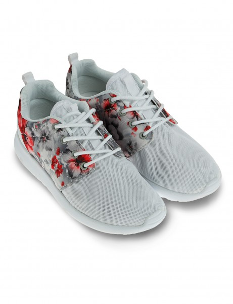 Cultz Shoes 851229-1 White Red