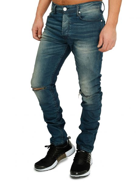 Free Side Forca Jeans Blue