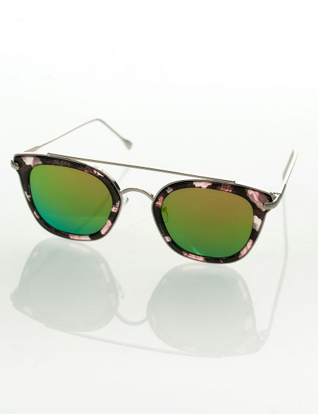 Topstreetwear Sunglasses 2191 Flower Multi